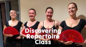 Discovering Repertoire